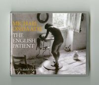 The English Patient: by Michael Ondaatje - Abridged Audio Book 3CDS