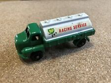 A Budgie toys diecast model vintage  Bp  Racing Service Tanker Very Good