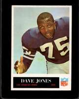 1965 PHILADELPHIA #89 DEACON JONES EXMT LA RAMS HOF  *XR13925