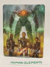 PACIFIC RIM - 3D LENTICULAR Flip Magnet Cover TO FIT bluray steelbook