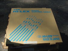 SET OF 2 7FT HI-LEX 33C CONTROL CABLES
