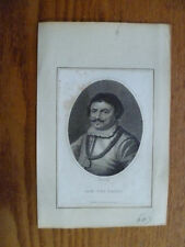 Admiral Maarten Tromp-1798 Engraving-Dutch-Netherlands-Holland