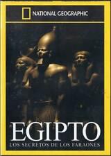 Egipto. Los secretos de los Faraones. National Geographic