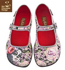 Hot Chocolate Design. Chocolaticas Flora The Dead. US 5. Women shoes