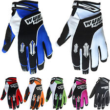 Wulfsport Stratos Adults Motorcycle Quad BMX OFF Road Motocross MX Gloves Bike