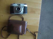 Adox Polomat 1? 35mm Camera with 45mm f2.8 Schneider Radionar lens + Case