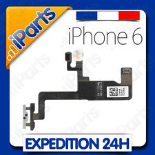 NAPPE BOUTON POWER ON / OFF + FLASH + MICRO SECONDAIRE - IPHONE 6
