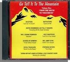 Go Tell It On The Mountain Vol. 1 (1997) - New 10 Song Southern Gospel Music CD!
