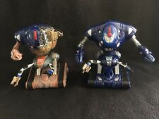 1997 Vintage Loose Trendmasters Lost in Space Robot New Line Productions Two