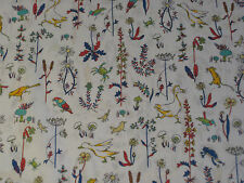 "LIBERTY OF LONDON TANA LAWN FABRIC DESIGN ""Theo A"" 1.2 METRES (120 CM)"