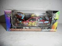 Action Jeff Gordon DuPont Chromasluions 1/64 Stock Car - Limited Edition - NIB