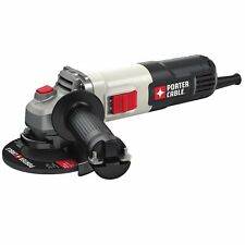 """PORTER CABLE 6.0 Amp 4-1/2"""" Small Angle Grinder - PCE810"""