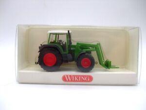 Wiking 3773931 Fendt Favorit mit Frontgabel Traktor Schlepper ca. 1:87