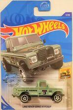 Hot Wheels - Baja Blazers 10/10 Land Rover Series III Pickup 3/250 (BBGHB91)