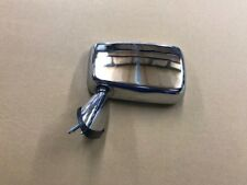 Ford Escort mk2 New Passenger Chrome Door Mirror, complete with correct spacer