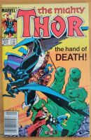 The MIGHTY THOR #343 (1983 MARVEL Comics)~ VF/NM