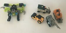 Lot 5 Power Core Combiners Mini Cons Transformers Vehicle C1 FREE US SHIPPING!