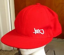K1X baseball hat hip hop grafitti size 7½ fitted wool hat rap Nation of Hoop