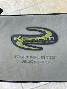 Korum ITM Table Top Ruckbag