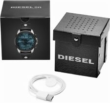 *BRAND NEW SEALED* Diesel - On Full Guard Smartwatch Stainless Steel Black