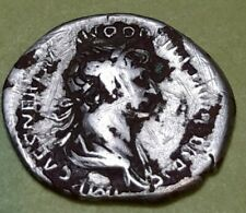 Denier trajan Genius Monnaie Romaine Antique  N133