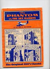 The Phanom vs. The Sky Maidens, Lee Falk, 1930's classic in 1982 King paperback