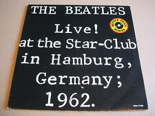 The Beatles – Live! At The Star-Club south african pressed vinyl lp