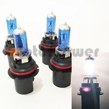 Combo 2 Pair 9007-HB5 Bright White Xenon Halogen Headlight Bulb #Gr1 Hi/Low Beam