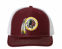 Washington Redskins Trucker Snapback Cap
