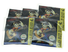 5Set Alice Stainless Steel Acoustic Guitar Strings Light Tension 1st-6th 012-053