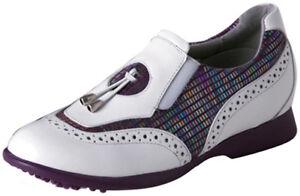 Sandbaggers Golf Shoes: Madison II Violetta
