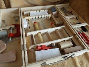 Jeux / Jouets - Malette bois - Coffret outils enfants + 6 ans - TOPKID