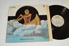 CANO Tous Dans L'Meme Bateau LP 1976 A&M Records Canada French Quebec Rock VG/VG