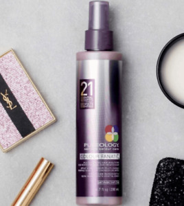 NEW PUREOLOGY COLOUR FANATIC MULTI-TASKING HAIR BEAUTIFIER 6.7 OZ LEAVE IN SPRAY