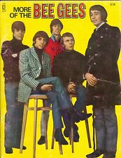 Late 1960's More Of The Bee Gees songbook sheet music Barry Gibb Robin Maurice