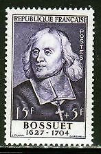FRANCE TIMBRE NEUF N° 990 ** JACQUES BENIGNE BOSSUET