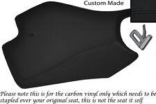 CARBON FIBRE VINYL CUSTOM FITS APRILIA RS4 125 11-12 FRONT VINYL SEAT COVER