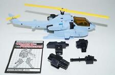 Whirl ~ 100% Complete 1985 Vintage Hasbro G1 Transformers Action Figure W MANUAL
