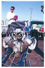 1960s NHRA Drag Racing-AA/Fuel Dragster-Supercharged Nitro Chrysler HEMI