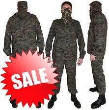 Russian camouflage MVD Spetsnaz Surpat SRVV Spectre Skwo SPOSN SURPAT camo BDU