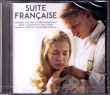 SUITE FRANCAISE Rael Jones Alexandre Desplat OST Soundtrack CD Melodie der Liebe