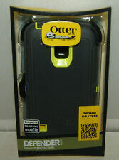 NEW!!! Otterbox Defender Series case & Holster Belt clip for Samsung Galaxy S5