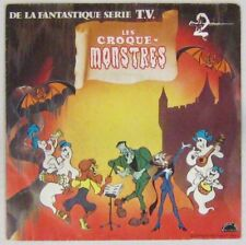 Croque-Monstres 45 tour 1983