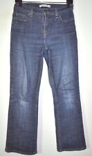 """LEVI'S 512 PERFECTLY SLIMMING BOOT CUT JEANS WOMEN'S SIZE 6P MEASURES 28"""" W 28"""""""