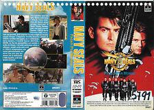 NAVY SEALS - PAGATI PER MORIRE (1990) vhs ex noleggio
