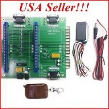 Jamma 2 in 1 Switcher / Splitter Multi with Remote GBS-8118 Arcade Game PCB 2in1