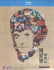 A Chinese Odyssey Series 1 & 2 Blu Ray Boxset Stephen Chow NEW English Subtitles