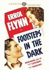 Footsteps in the Dark 1941 (DVD) Errol Flynn, Brenda Marshall - New!