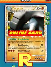 Donphan PRIME - for Pokemon TCG Online ( DIGITAL ptcgo in Game Card)