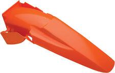ACERBIS REAR FENDER (ORANGE) Fits: KTM 250 SX,125 SX,300 MXC,450 MXC,525 MXC,200